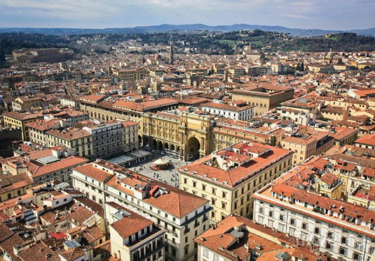 Площадь Республики, Флоренция