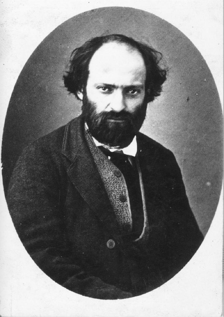 Поль Сезанн (фр. Paul Cézanne, 1839–1906). 1872