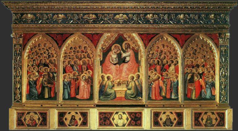 Полиптих Барончелли. 1328–1334