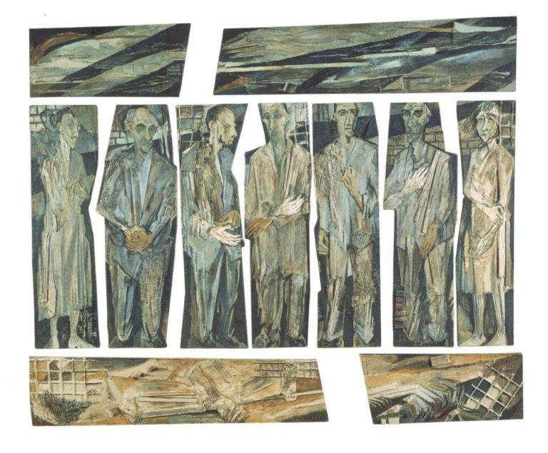 Полиптих «Чернобыль». 1986–1987
