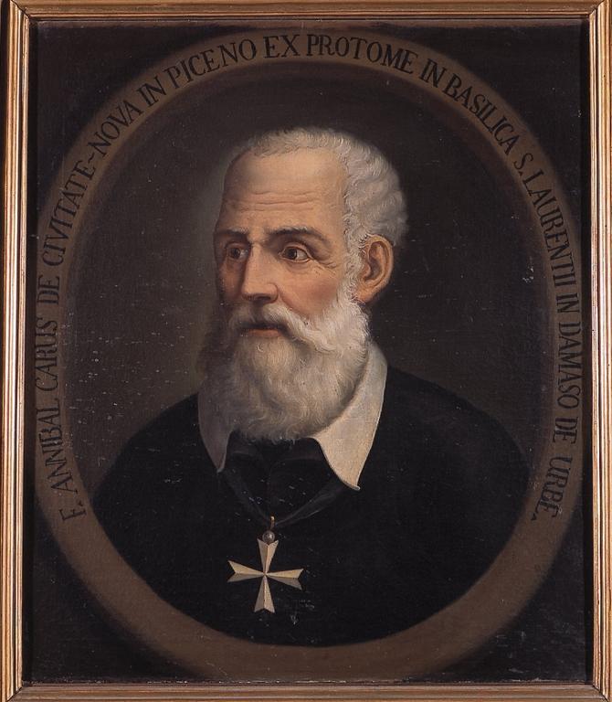 Портрет Аннибале Каро. 1562–1565