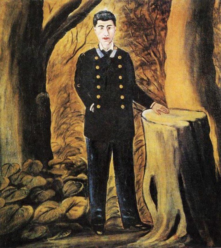 Портрет Ильи Зданевича. 1913