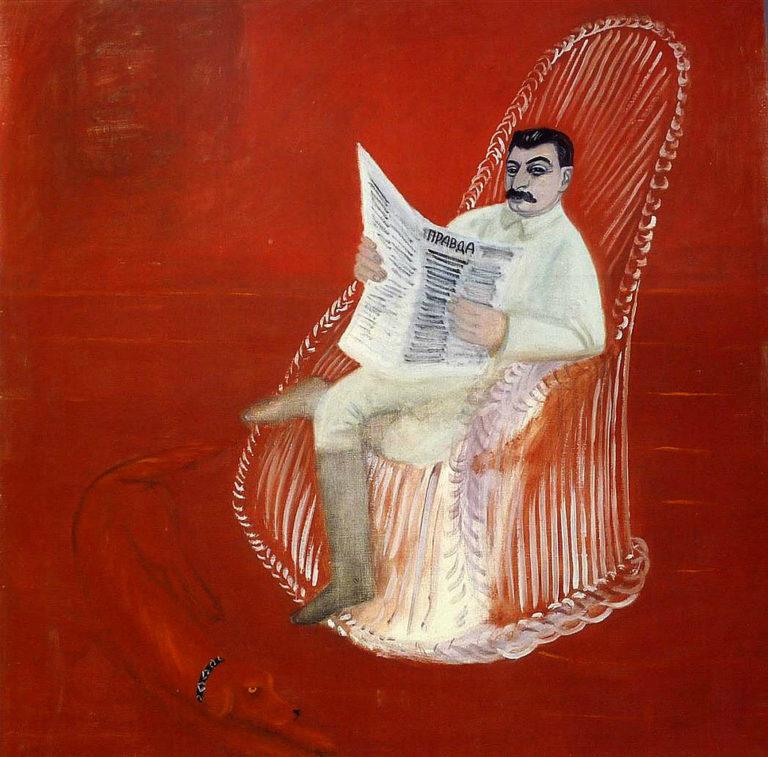 Портрет Сталина. 1930-е