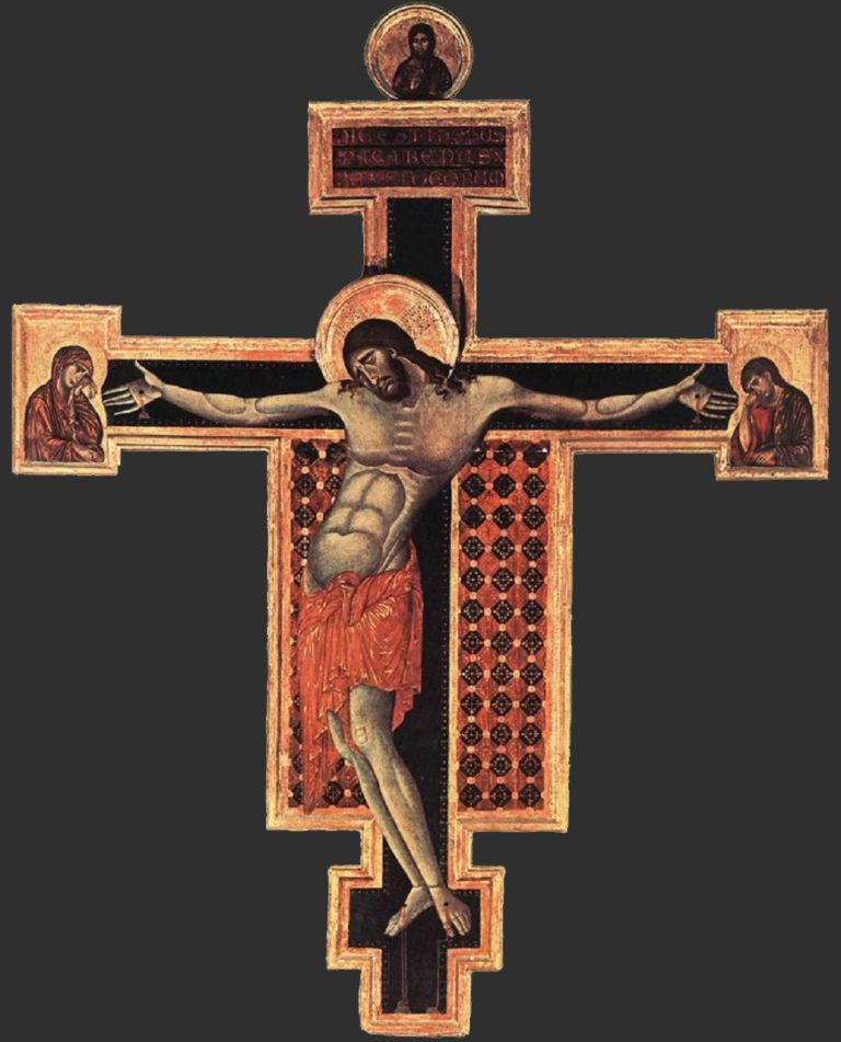 Распятие. 1268–1271
