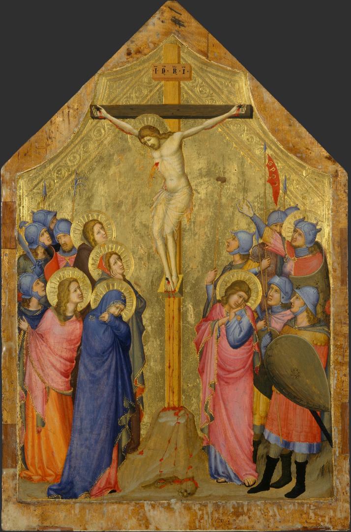Распятие. 1320–1330