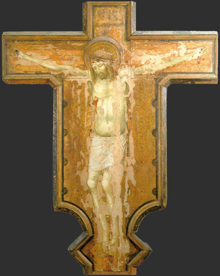 Распятие. 1324-1327