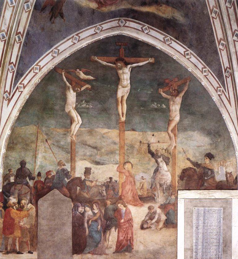Распятие. 1428–1430
