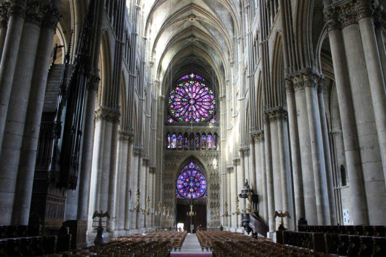 Реймсский собор. 1211–1311. Франция