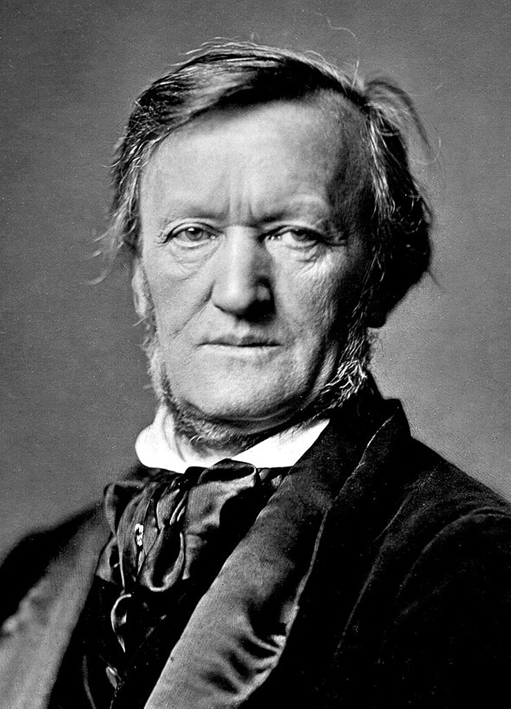 Рихард Вагнер (нем. Richard Wagner, 1813–1883). 1871