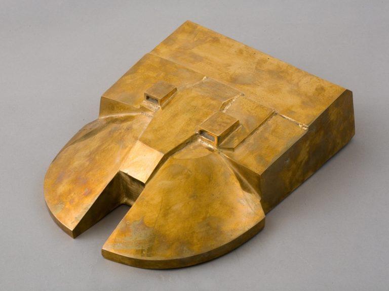 Секретное изделие «Чёрный орёл». Из серии скульптурных объектов «Изделия». 2006