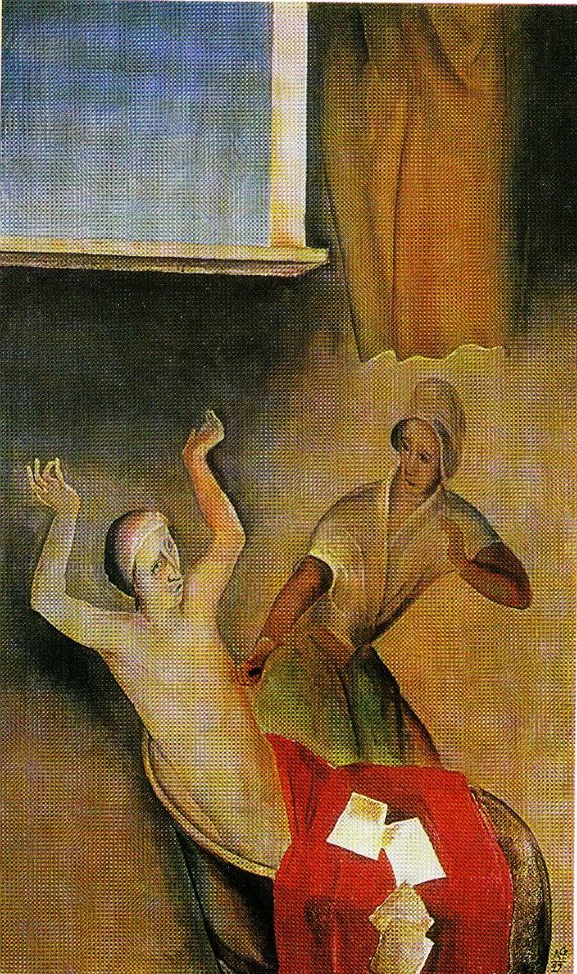 Смерть Марата. 1927