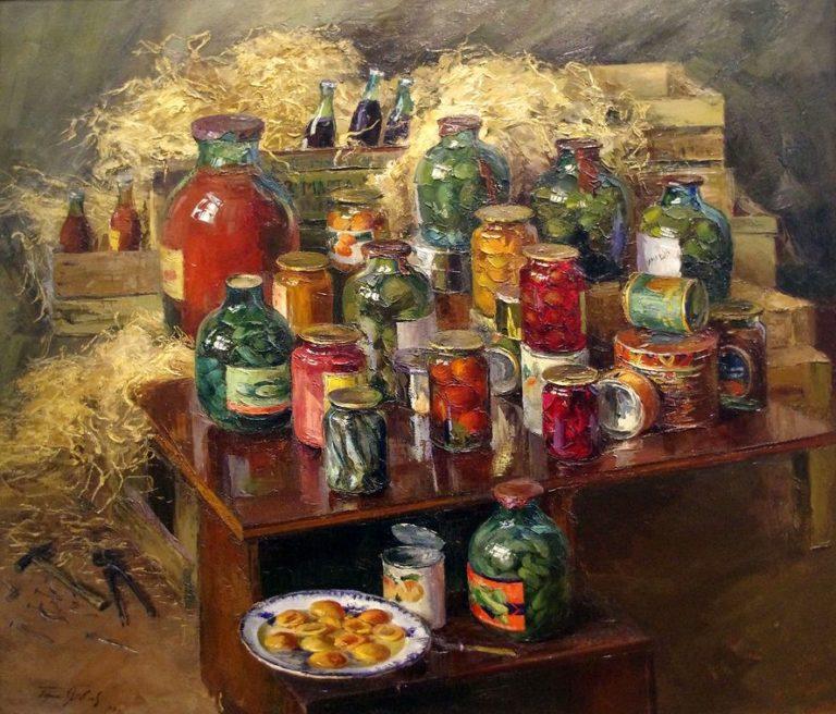 Советские консервы. 1939