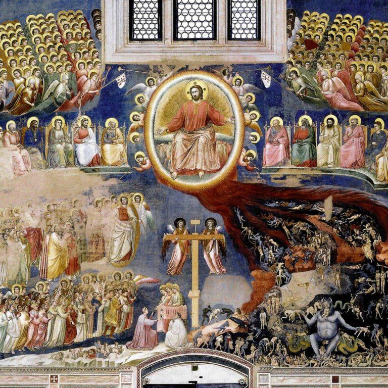 Страшный суд. 1303–1305