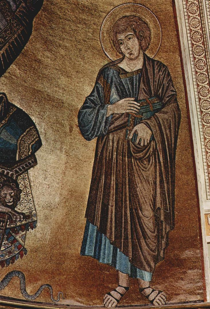 Св. Иоанн Креститель. 1301–1302