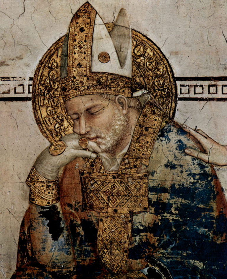 Св. Мартин. 1313–1318