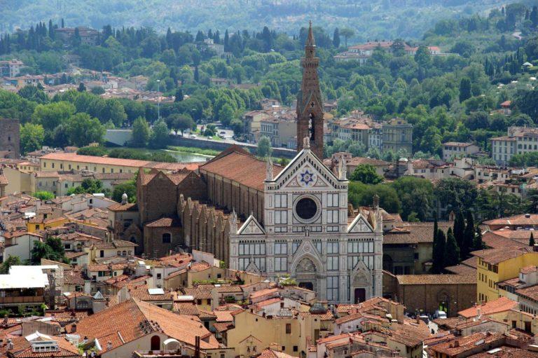 Церковь Санта-Кроче. 1294–1385. Флоренция