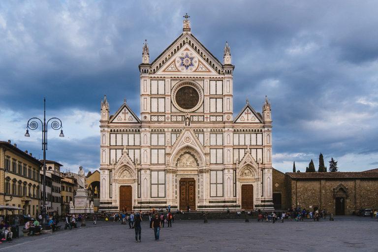 Церковь Санта-Кроче. Флоренция, 1294–1442