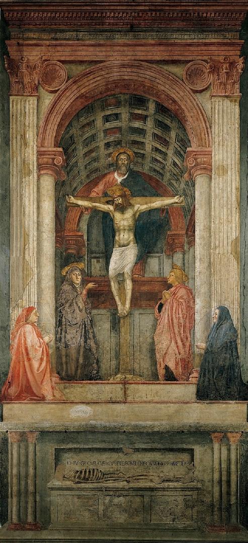 Св. Троица. 1425–1427