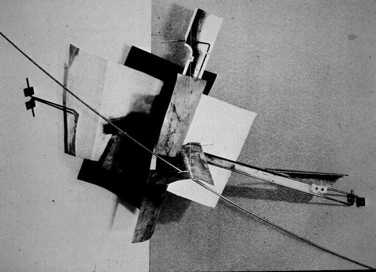 Угловой контррельеф. 1915