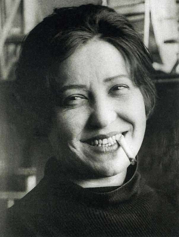 Варвара Степанова. 1924