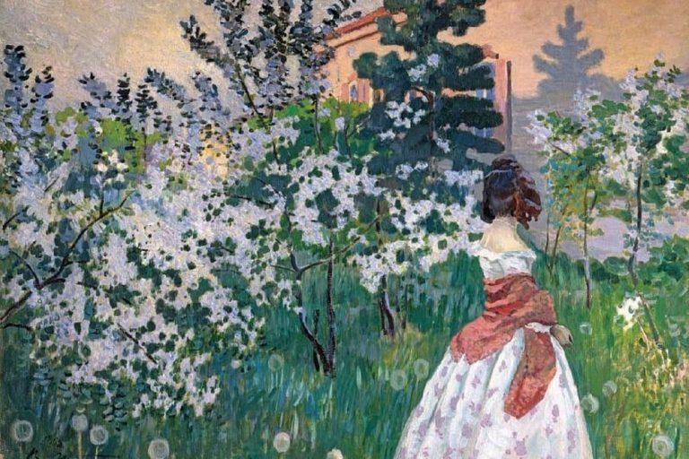 Весна. 1898