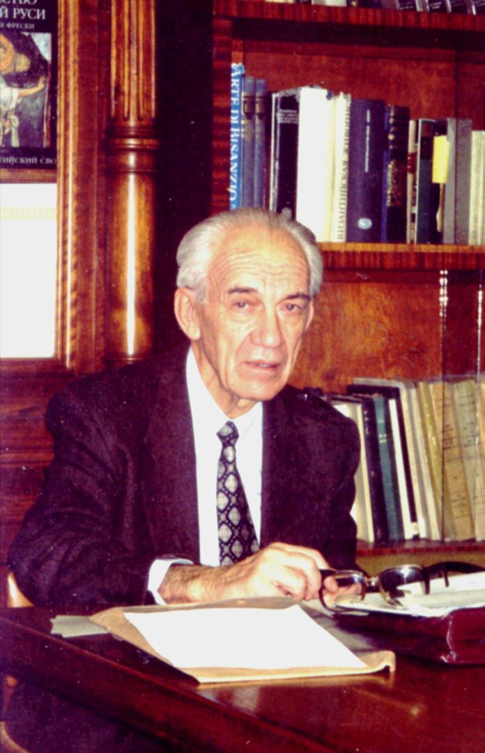 Виктор Николаевич Гращенков (1925–2005)