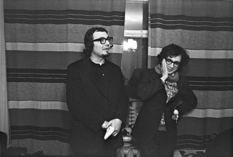 Виталий Комар (род. 1943) и Александр Меламид (род. 1945). 1976