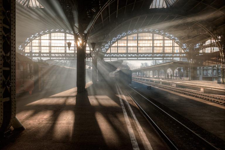 Витебский вокзал в наши дни