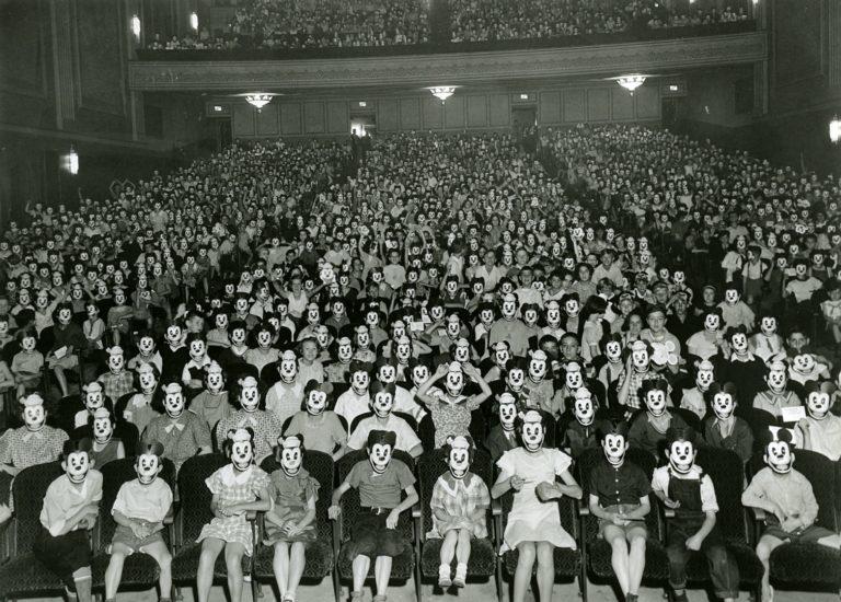 Встреча клуба Микки Мауса. США, 1930-е