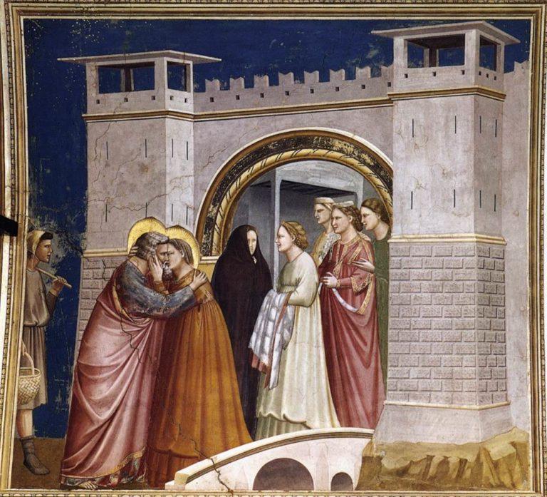 Встреча у Золотых ворот. 1303–1305