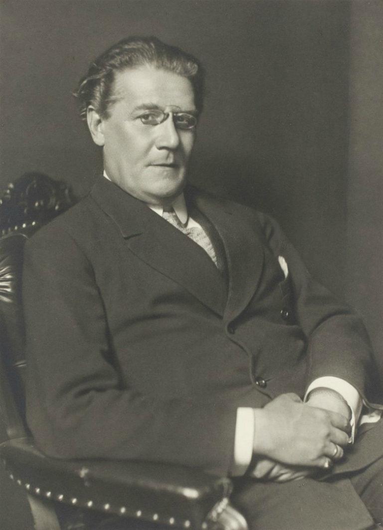 Юлиус фон Шлоссер (нем. Julius von Schlosser, 1866–1938). 1925