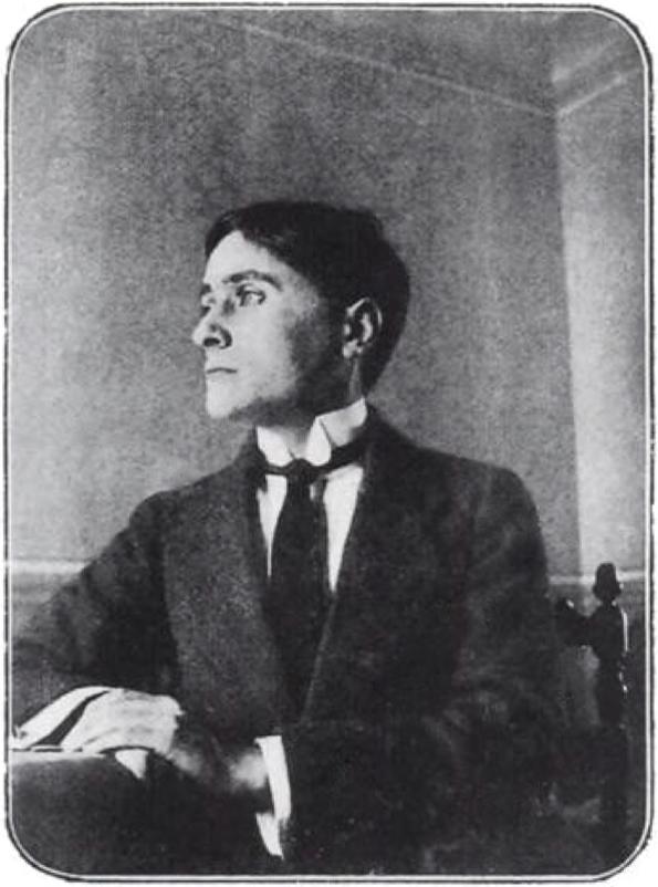 Жан Метценже (фр. Jean Metzinger, 1883–1956). Ок. 1912