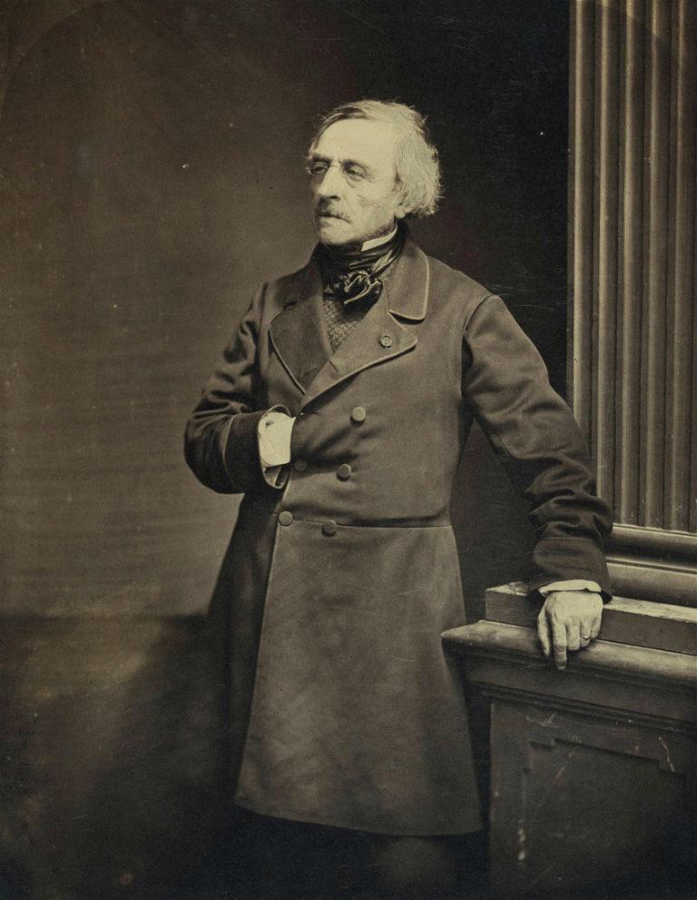 Жан-Жак Ампер (фр. Jean-Jacques Ampère, 1800–1864)