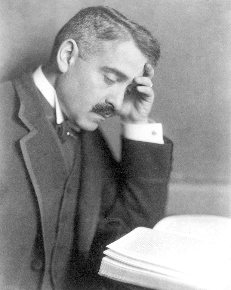 Аби Варбург (нем. Abraham Warburg, 1866–1929)