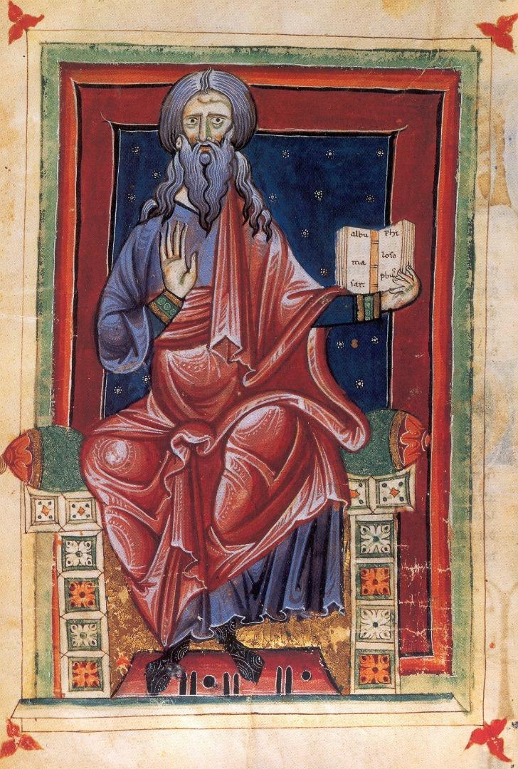 Абу Машар. I пол. XIII в.