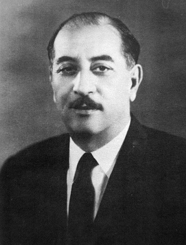 Ахмед Хасан аль-Бакр (1937–2006), президент Ирака (1968–1979)