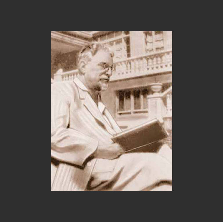 Алексей Карпович (Карапетович) Дживелегов (1875 — 1952)