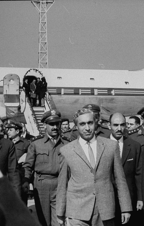 Амин аль-Хафез (1921–2009), президент Сирии (1963–1966)