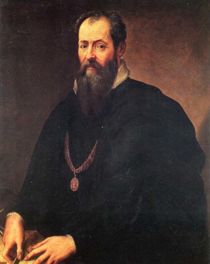 Автопортрет. 1550-1567