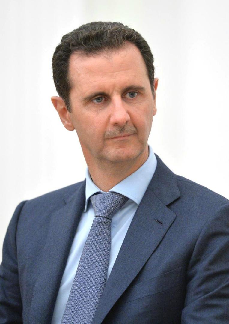 Башар Хафез аль-Асад (род. 1965), президент Сирии с 2000 г.