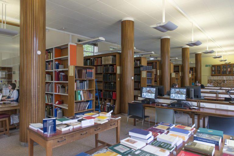 Библиотека Института Варбурга