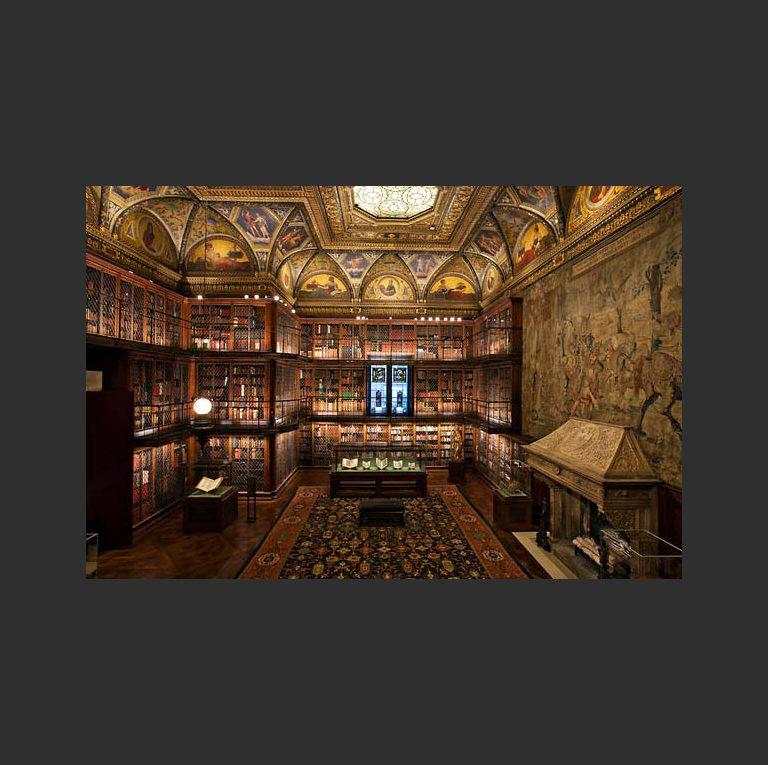 Библиотека Института Варбурга (The Warburg Institute)