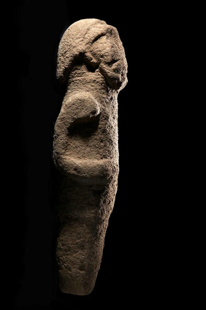 Фигура человека, найденная в Гебекли-Тепе