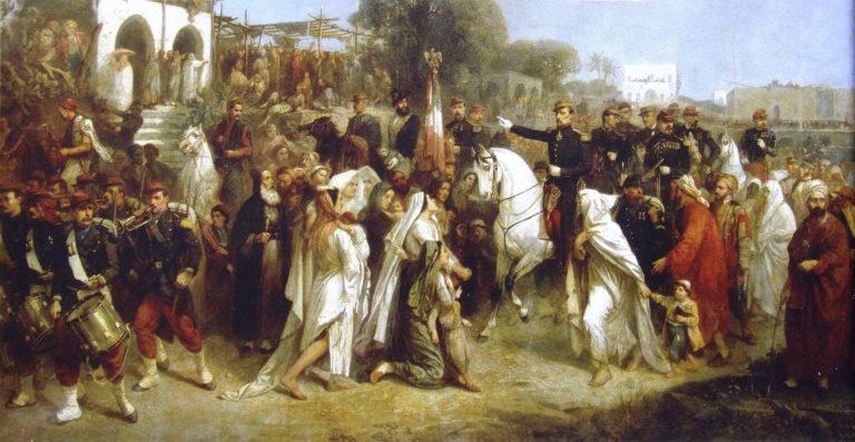 Французская экспедиция под командованием Бофорта д'Отполя в Сирии. 1860–1875