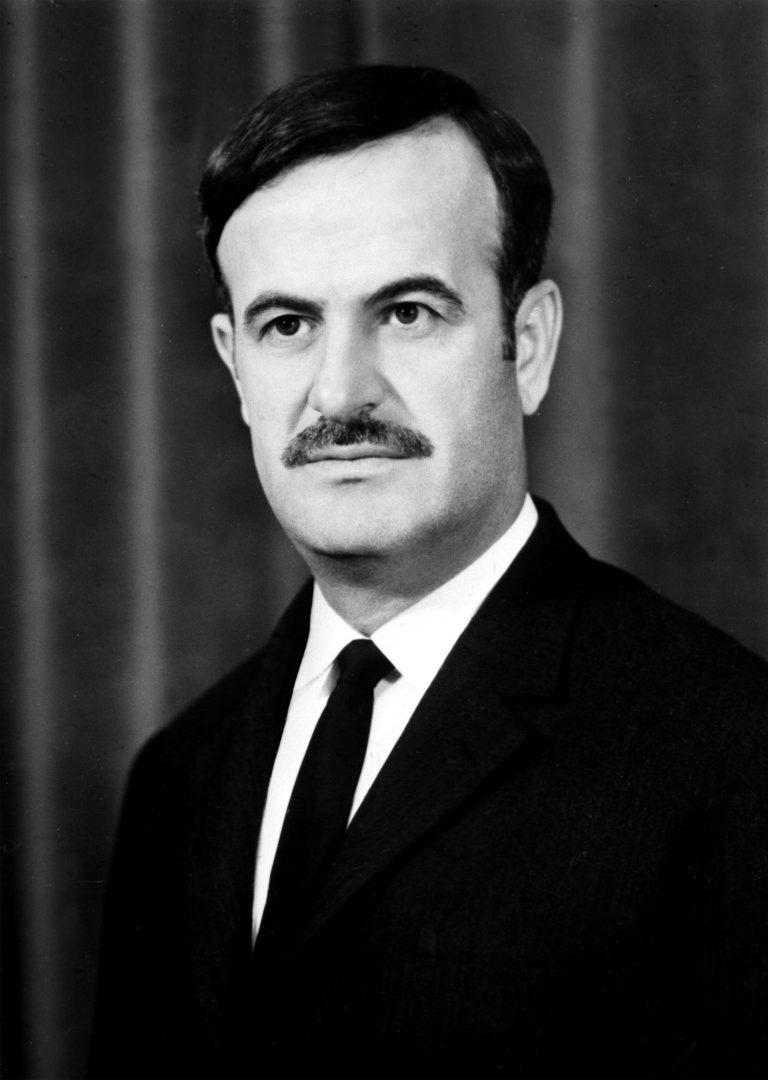 Хафез аль-Асад (1930–2000), член регионального командования сирийского отделения партии Баас (1963–1965), президент Сирии (1971–2000)
