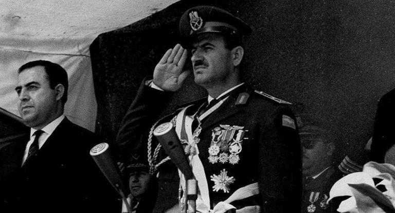 Хафез аль-Асад
