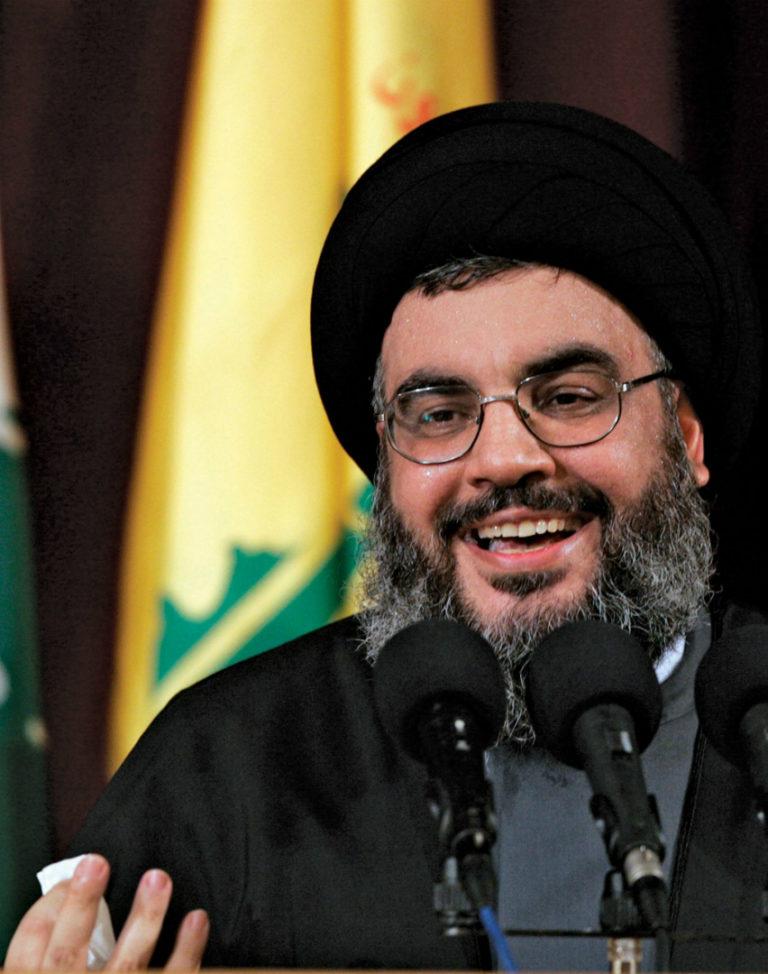 Хасан Насралла (род. 1960), генеральный секретарь «Хезболлы» с 1992 г.