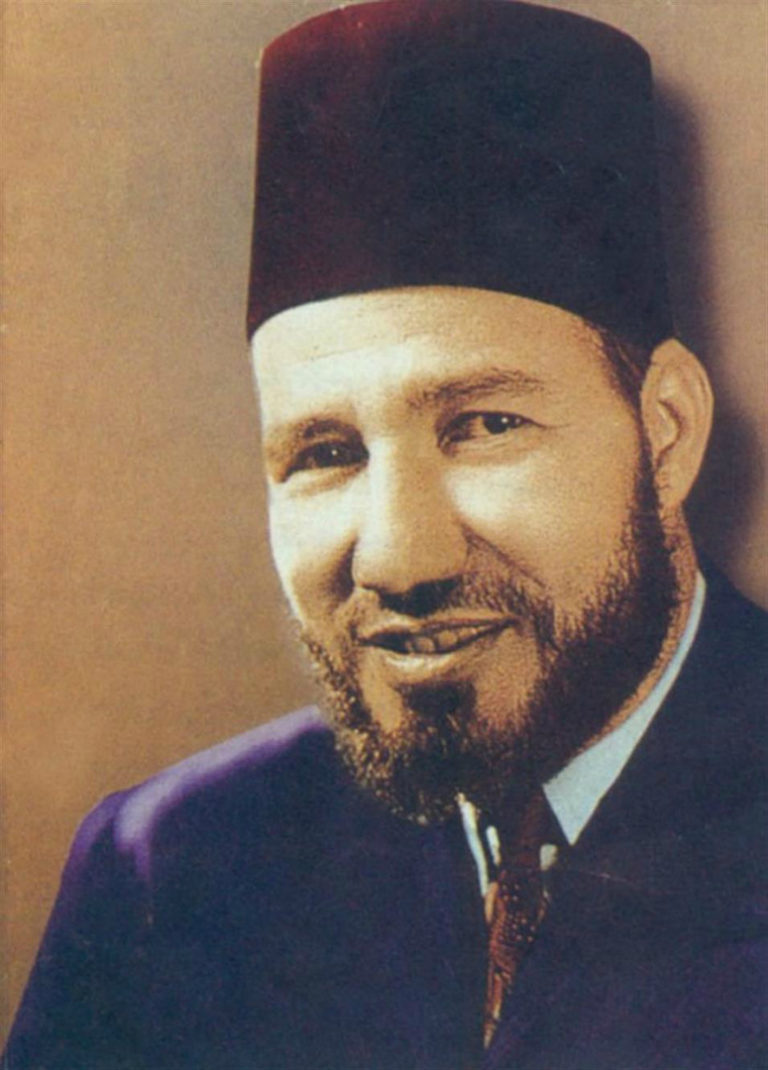 Хасан ибн Ахмад аль-Банна (1906–1949), основатель группы «Братья-мусульмане»