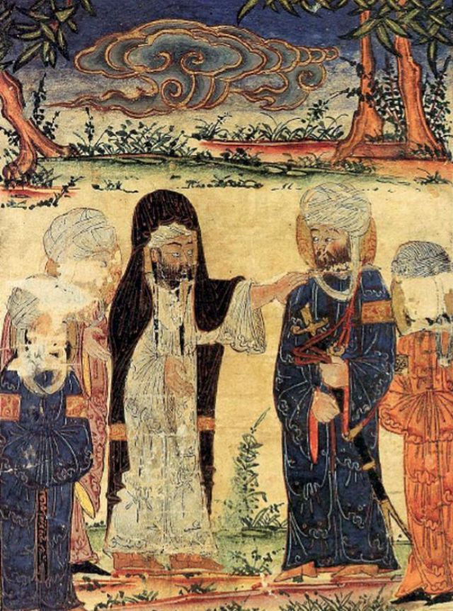 Инвеститура Али в Гадир Хум. 1307–1308