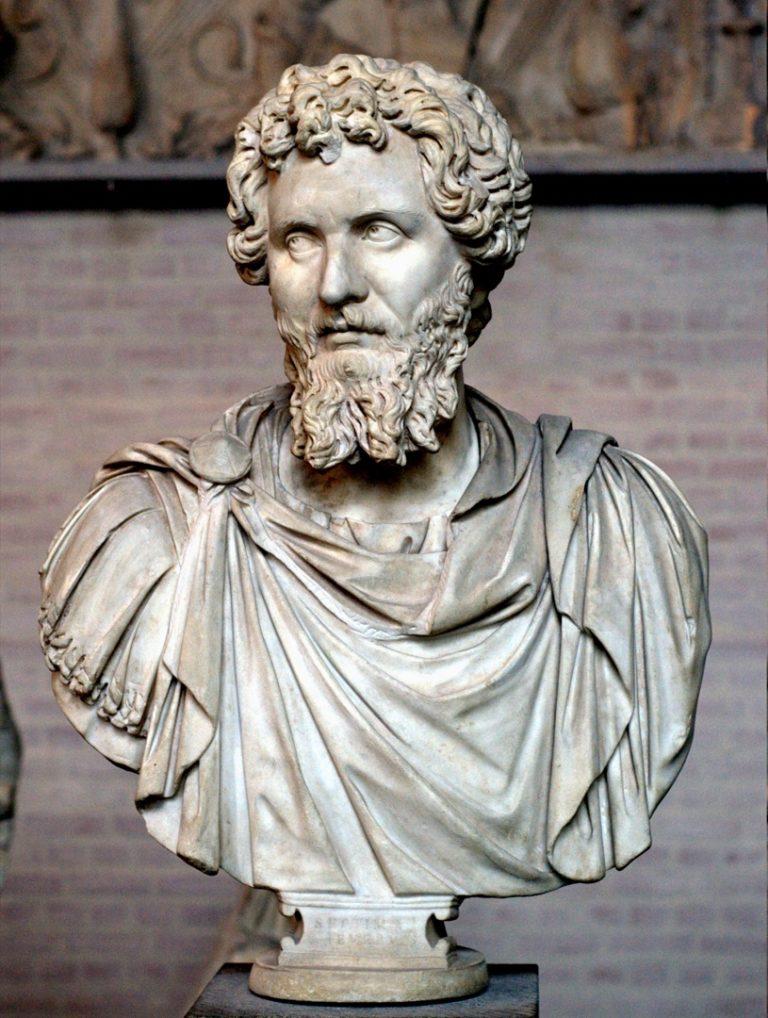 Луций Септимий Север. III в. н.э.